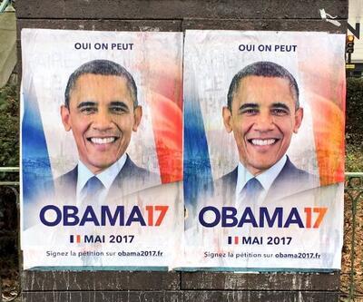 Obama yeniden aday gösterildi! Ama bir farkla...