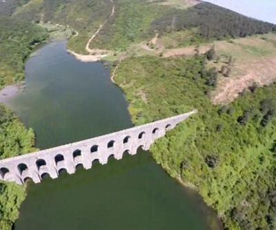 İstanbul'un barajları yaza hazır