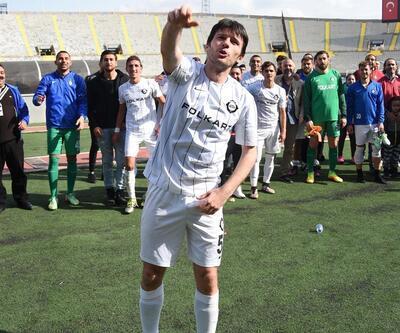 Altay 14 maçtır yenilmiyor / İbrahim Akın hat-trick yaptı