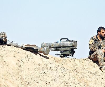 YPG, ABD'nin yardımıyla küçük bir ordunun envanterine sahip oldu