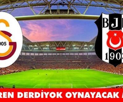 Galatasaray Beşiktaş maçı ne zaman saat kaçta? Rakamlar Cimbom'dan yana