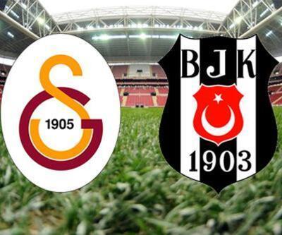 Galatasaray - Beşiktaş maçı muhtemel 11'leri belli oldu / 3 oyuncu kadro dışı