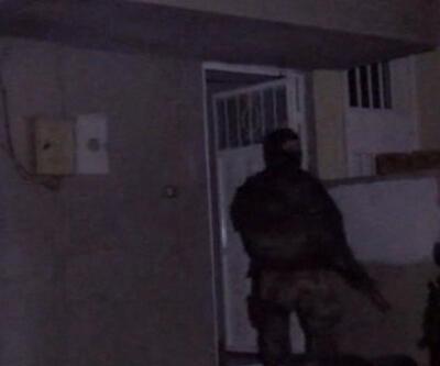 Terörden aranıyordu, operasyonla yakalandı