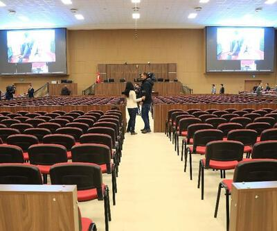 Türkiye'nin en büyük duruşma salonu yarını bekliyor