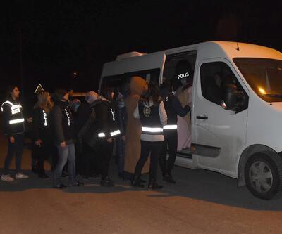 FETÖ operasyonunda 11 kadın gözaltında