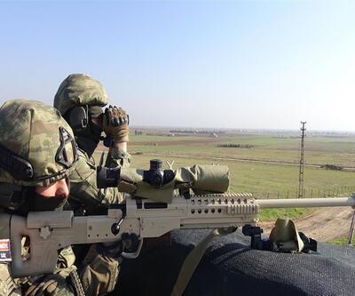 SAT ve SAS komandolarından PKK ve Fırat Kalkanı operasyonlarına destek
