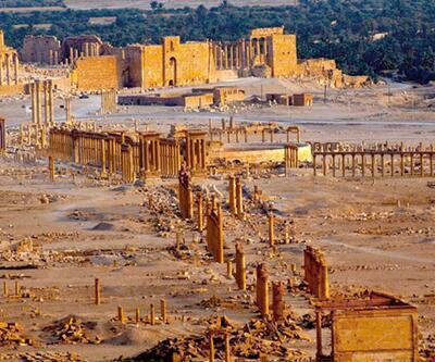 Son dakika: 'Suriye ordusu Palmira Kalesi'ni ele geçirdi' iddiası