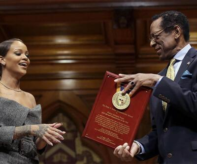 Yılın hayırseveri Rihanna