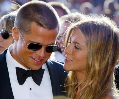 Brad Pitt eski eşi Jennifer Aniston'ın doğum gününde