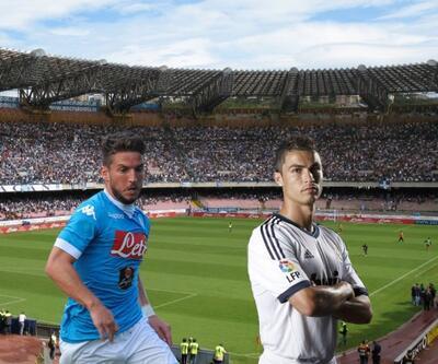 Napoli-Real Madrid maçı canlı izle | Tivibu Spor canlı yayın