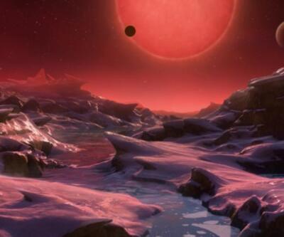 Türkiye'den NASA'nın bulduğu 7 gezegene isim önerileri