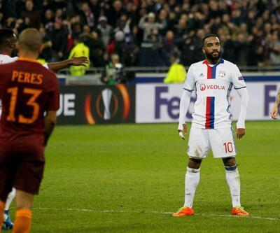 Alexandre Lacazette'in golü ti'ye alındı