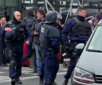 Son dakika- Paris'teki havaalanında silah sesleri