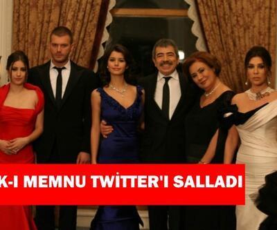 Kanal D'de yeniden yayınlanmaya başlayan Aşk-ı Memnu, Twitter'da da trend oldu