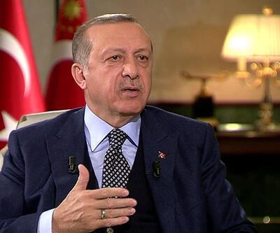 Erdoğan: Rusya ve ABD'nin YPG'ye gösterdikleri ilgi bizi üzmektedir
