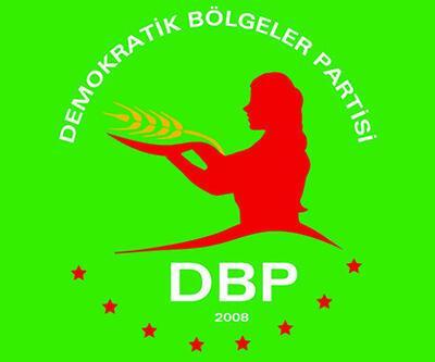 DBP ilçe binasında arama
