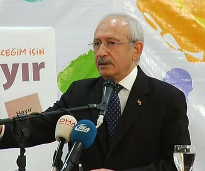 Kılıçdaroğlu muhtarlara konuştu: 'Diyorlar ya fesih yok diye, var arkadaşlar'