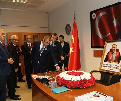 Savcı Mehmet Selim Kiraz için anma töreni düzenlendi