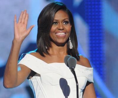 Michelle Obama zirveyi ele geçirdi