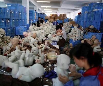 'Made in China' etiketinin ardında bu görüntüler var