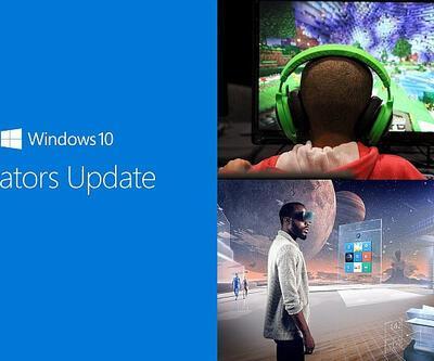 Windows 10 Creators Update neler getiriyor?