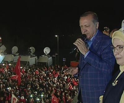 Erdoğan: Bir halk oylaması da onun için yaparız