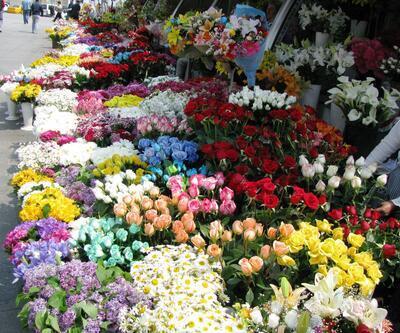 Taksim çiçekçilerine kalıcı mekan yapılıyor