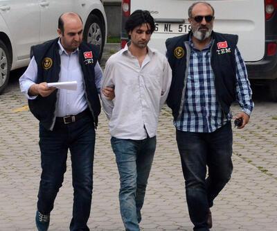 'Kürdistan' yazılı tişörtle oy kullanmaya giden kişi tutuklandı