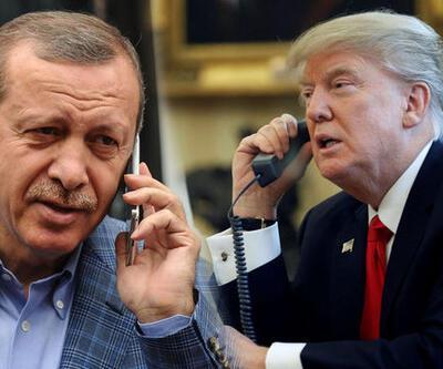 Trump'tan Cumhurbaşkanı Erdoğan'a hem tebrik hem teşekkür