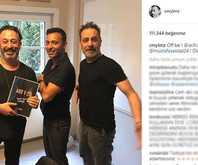 Mustafa Sandal Arif V 216'da oynayacak