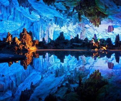 Dünyanın en şaşırtıcı yeraltı harikaları