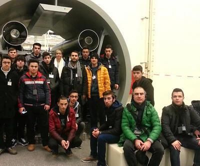 Türk - Alman öğrenci dostluğu