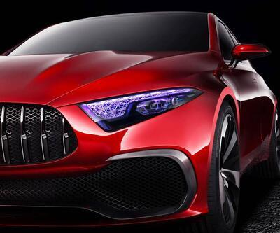 Mercedes Benz Concept A Sedan görücüye çıktı