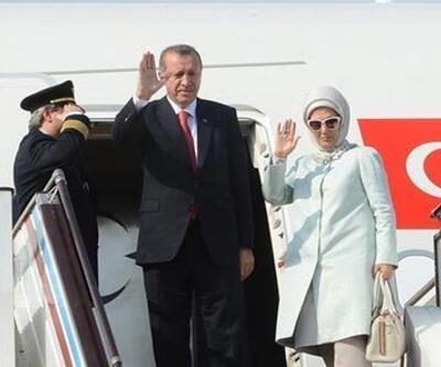 Erdoğan'ın yurtdışı programı belli oldu
