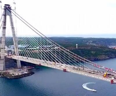 Yavuz Sultan Selim Köprüsü'ne zam geldi