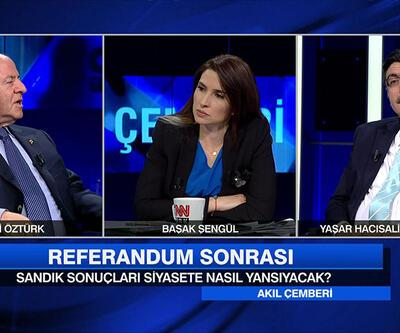 Seçmen referandum kararı ile hangi mesajı verdi?