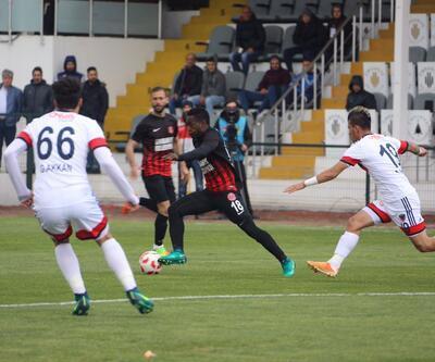 TFF 1. Lig: Ümraniyespor 2-2 Mersin İdmanyurdu