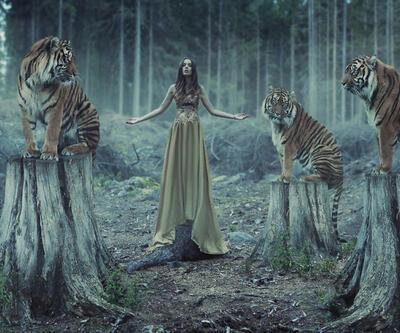 Kadın bedeni ruhun peşinden gider