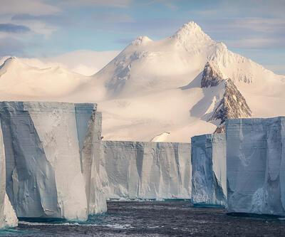 Ödüllü fotoğrafçının objektifinden muhteşem Antarktika