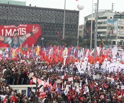1 Mayıs İşçi Bayramı'nın dünyada ve Türkiye'deki tarihi