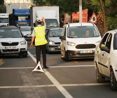 İstanbul'daki basket ve futbol maçları nedeniyle kapalı yollar