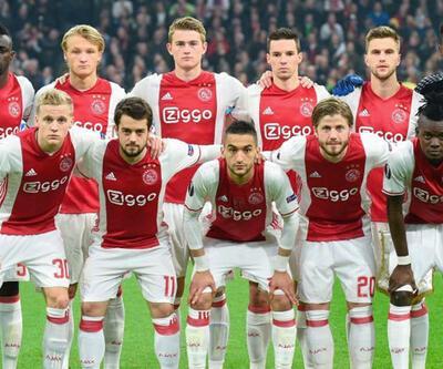 Ajax-Lyon maçıyla ilgili çarpıcı gerçek