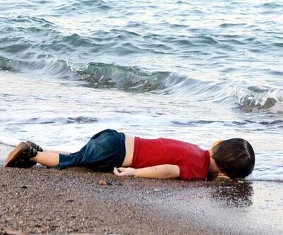 Dünyayı ağlatan fotoğraf paraya basıldı