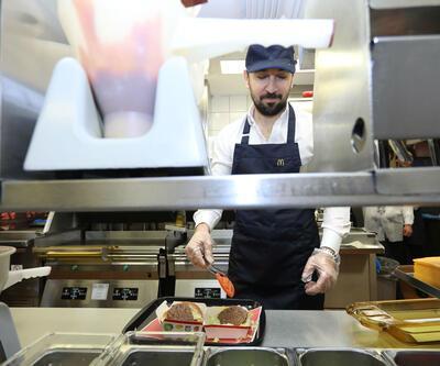 McDonald's Türkiye, 1 milyarıncı hamburgerini servis etti