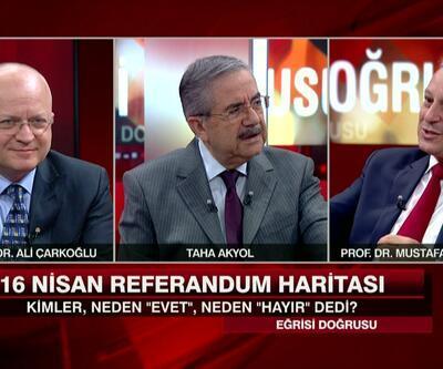 Mustafa Aydın: Siyasi blok değil, hayır koalisyonu
