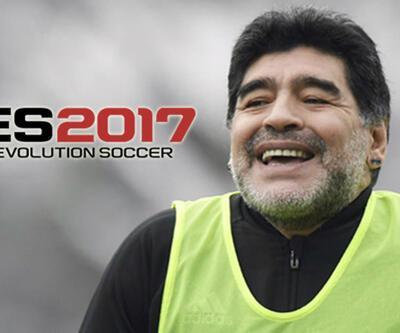 Konami, Maradona ile anlaştı!