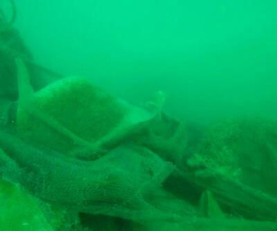 Hitler'in batık denizaltısı 73 yıl sonra Düzce'de görüntülendi