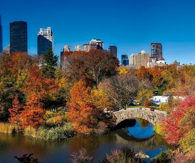 Dünyanın en güzel 5 parkı