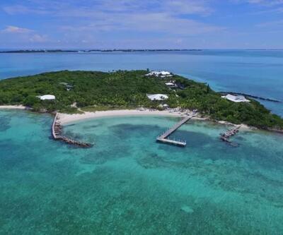 16 milyon dolara satışa konulan ada
