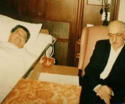 Özal ile Gülen'in fotoğrafının sırrı ortaya çıktı